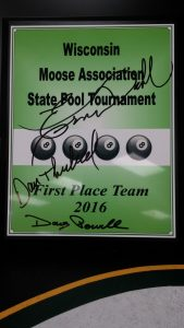 2016 STATE POOL TOURNAMENT RESULTS,  12 TEAMS