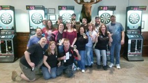 Muskego moose representing taking 1st 2nd and 3rd places. —at Sheboygan Moose Family Center #438.