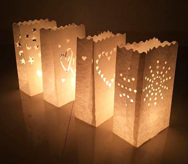 WOTM-LUMINARIES FOR LOVED ONES- Chapter Rally Days -Breast Cancer Fundraiser