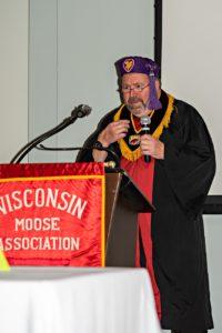 Wisconsin State Moose History – Larry Pratt