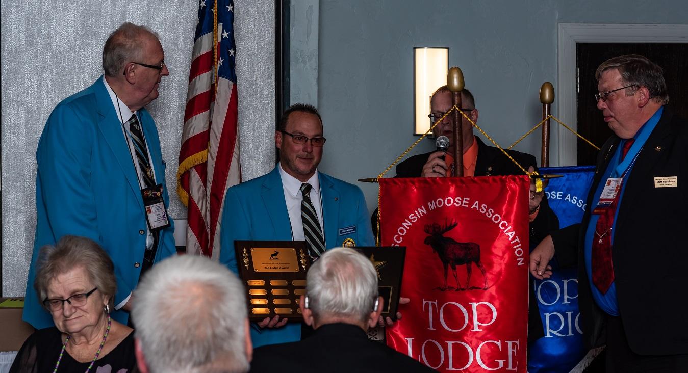 Congratulations Janesville-Top WMA Lodge 2018-19