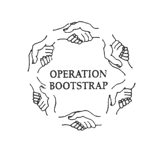 Heart of the Community Service Project: OPERATION BOOTSTRAP
